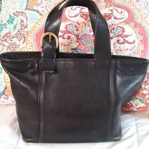 Cutie Vintage COACH carry tote